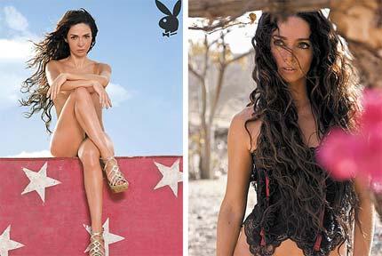 Fotos De Claudia Ohana Na Playboy Novembro Ponto Perdido