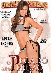 O Pecado Sem Perdão - Novo filme de Leila Lopes pela Brasileirinhas