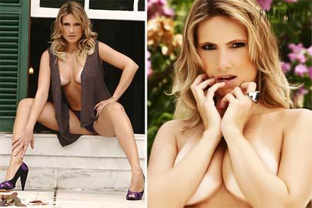 Fotos Sensuais de Josiane do Big Brother Brasil 9 no Paparazzo