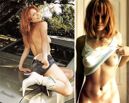 Fotos de Babi Xavier na revista Playboy