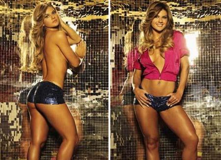 Fotos de Mirella Santos na revista Playboy