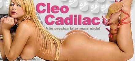 Cleo Cadilac grava seu primeiro Filme Pornô