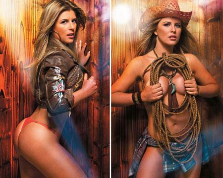 Fotos Sensuais da ex-BBB Iris Stefanelli na Revista VIP Especial