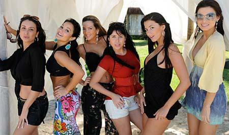 Garotas do Casa Bonita, o novo reality do Multishow