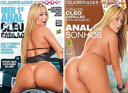 Cleo Cadilac em Filmes Pornô com Sexo Anal
