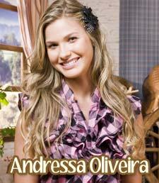 A Fazenda 2: Andressa oliveira