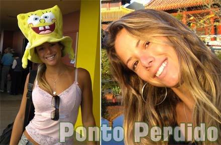 Fernanda Abra O A Loira Na Laje Nua Para Playboy Especial