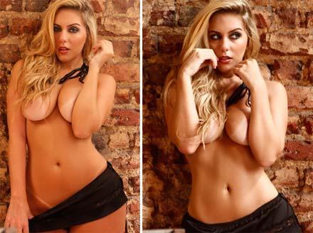 Fotos sensuais de Kah Pinheiro no Paparazzo