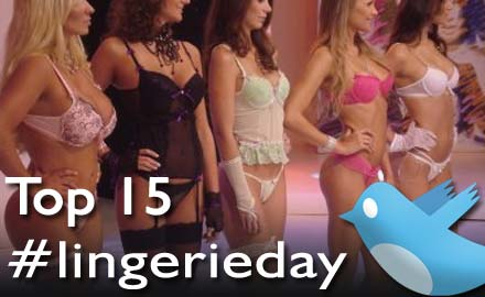 Top 15 Fotos do #lingerieday