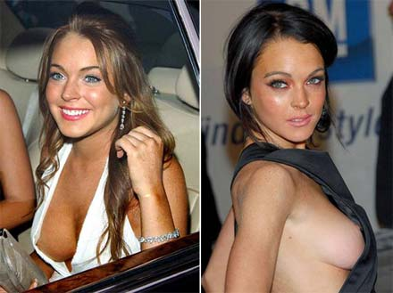 Fotos Flagram Intiminade de Lindsay Lohan