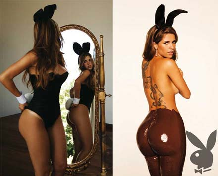Fotos de Cacau do BBB 10 na Playboy