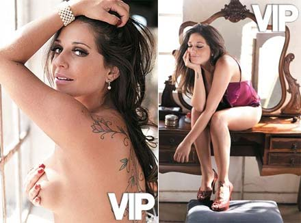 Fotos Sensuais de Priscila Sol na VIP