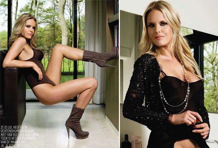 Fotos da Holandesa Hester Winkel na Playboy