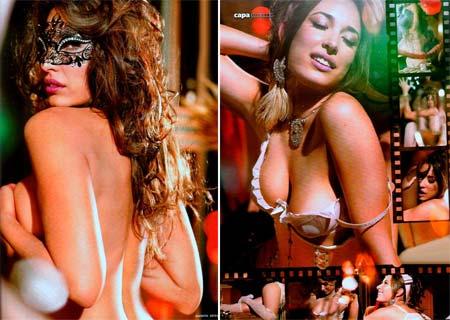 Fotos de Giselle Itiê na Revista VIP