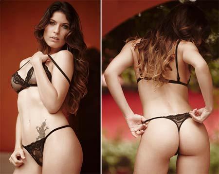 Fotos Sensuais de Marcella Primo