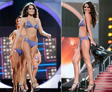 Fotos de Jimena Navarrete, a Miss Universo 2010