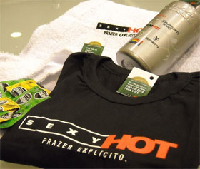 Kit do Dia do Sexo - Sexy HOT
