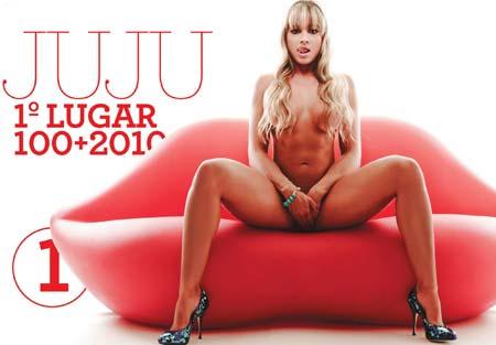 Fotos de Juju Salimeni na Revista VIP