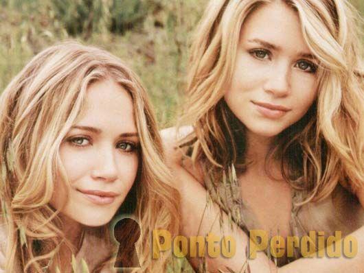 Fotos das Gêmeas Ashley e Mary-Kate Olsen