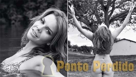 Fotos de Fernanda Souza na VIP de janeiro