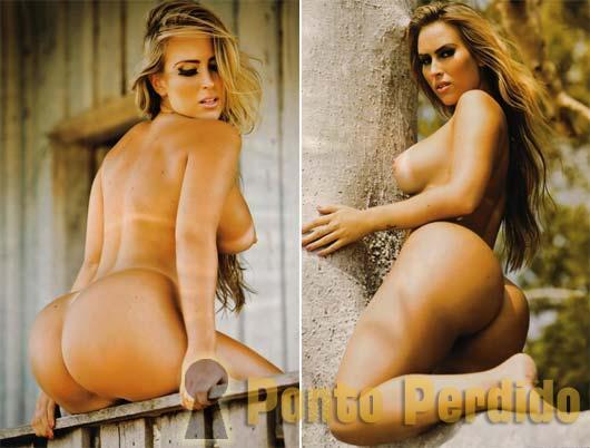 Fotos de Andressa do hipertensão na Playboy