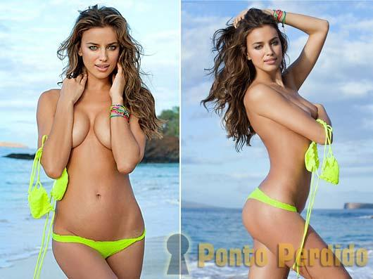 Fotos Irina Shayk, Namorada de Cristiano Ronaldo