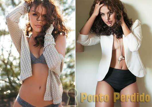Fotos de Paloma Bernardi na Revista VIP