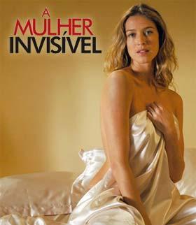 Luana Piovani no seriado Mulher Invisível