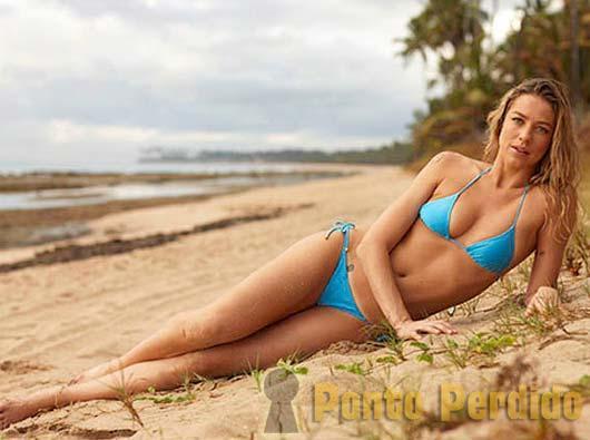 Fotos sensuais de Rafaela Rocha no site EhGata