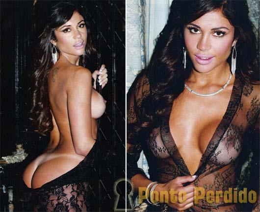 Fotos de Maria Melilo Nua na Playboy