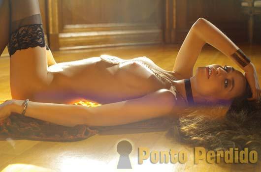 Fotos de Lizzy Jagger Nua na Playboy