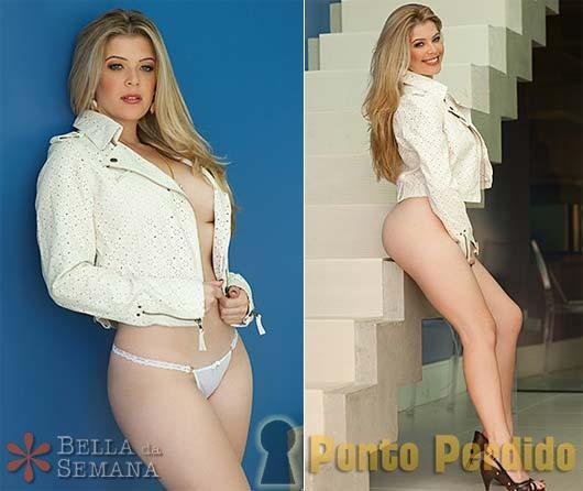 Fotos de Daniela Melo no Bella da Semana