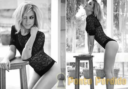 Fotos Sensuais de Thais Fersoza na VIP