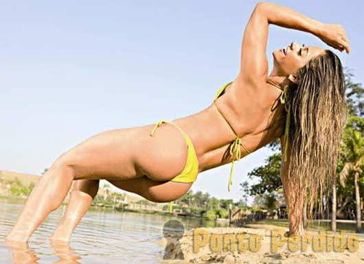 Fotos de Mayra Cardi na Capa da Revista Maxim