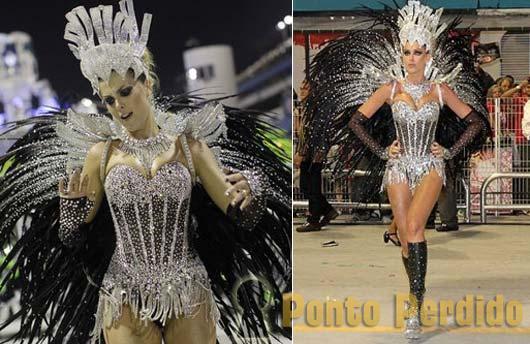 Musa do Carnaval 2012: Ana Hickmann