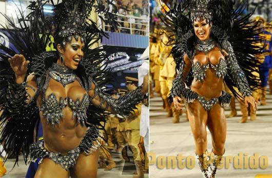 Musa do Carnaval 2012: Gracyane Barbosa
