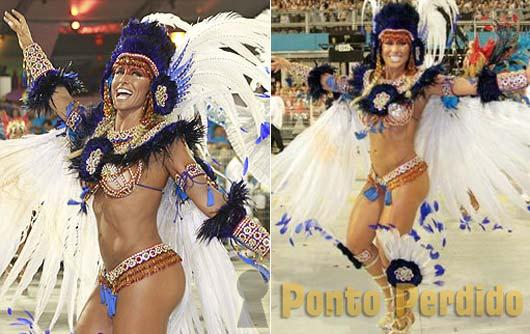 Musa do Carnaval 2012: Jaque Khury