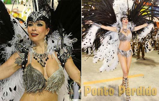 Musa do Carnaval 2012: Luciana Gimenez