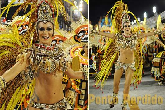 Musa do Carnaval 2012: Luize Altenhofen