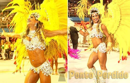 Musa do Carnaval 2012: Maira Cardi