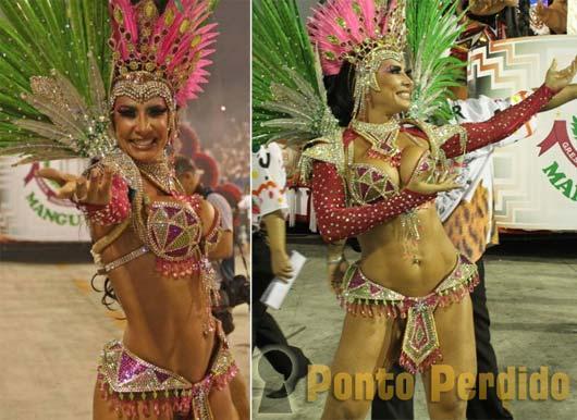 Musa do Carnaval 2012: Scheila Carvalho