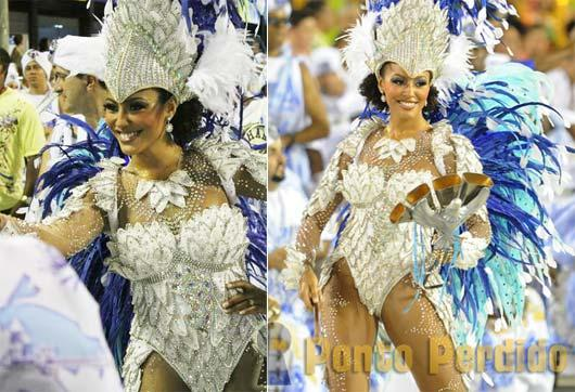 Musa do Carnaval 2012: Sheron Menezes