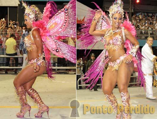 Musa do Carnaval 2012: Valeska Popozuda