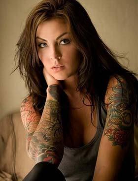 Gatas Tatuadas