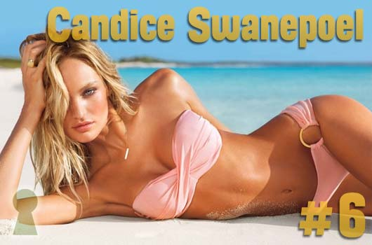 Top model: Candice Swanepoel