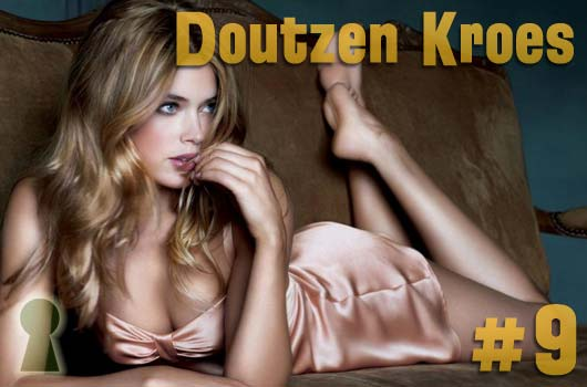 Top model: Doutzen Kroes