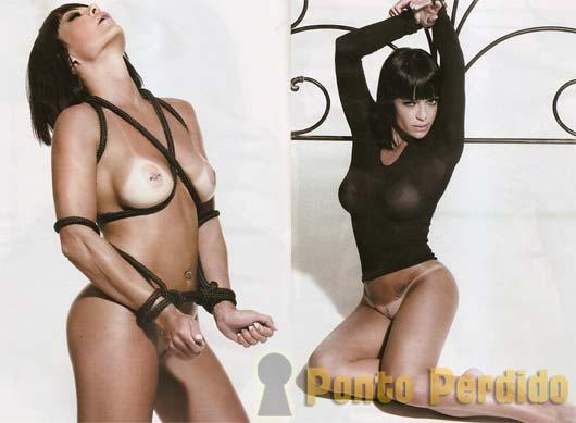 Fotos de Valentina na Revista Playboy