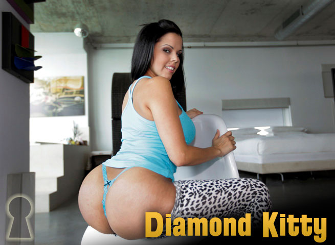 Diamond-Kitty
