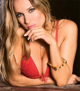 Marina Neves no Secret Girl
