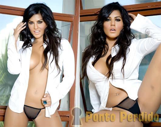 Fotos da Atriz Pornô Sunny Leone